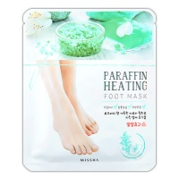 "Missha ""Paraffin Heating Foot Mask"""