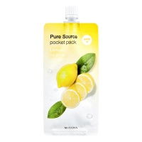 "Missha ""Pure Source Pocket Pack Lemon"""