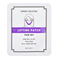 "Missha ""Speedy Solution Face Up Lifting Patch"""