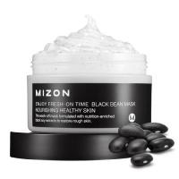 "Mizon ""Enjoy Fresh-On Time Black Bean Mask"""