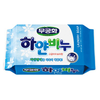 "Mukunghwa ""White Clothes Laundry Soap"""