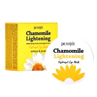 "Petitfee ""Chamomile Lightening Hydrogel Eye Mask"""