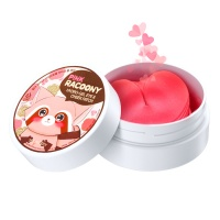 "Secret Key ""Pink Racoony HydroGel Eye & Cheek Patch"""