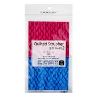"Sung Bo Cleamy ""Quilted Scrubber"""