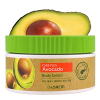 "The Saem ""Care Plus Avocado Body Cream"""