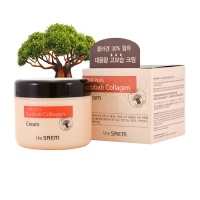 "The Saem ""Care Plus Baobab Collagen Cream"""
