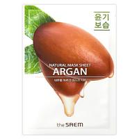 """The Saem """"Natural Argan Mask Sheet"""""""