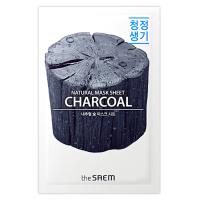 """The Saem """"Natural Charcoal Mask Sheet"""""""