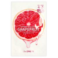 """The Saem """"Natural Grapefruit Mask Sheet"""""""