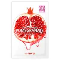 "The Saem ""Natural Pomegranate Mask Sheet"""