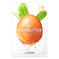 "The Saem ""Natural Shea Butter Mask Sheet"""