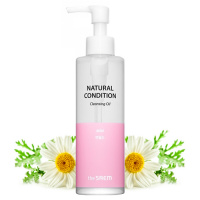 """The Saem """"Natural Condition Cleansing Oil Mild"""""""