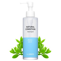 "The Saem ""Natural Condition Cleansing Oil Moisture"""