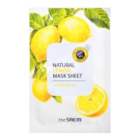 "The Saem ""Natural Lemon Mask Sheet"""