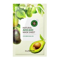 "The Saem ""Natural Avocado Mask Sheet"""