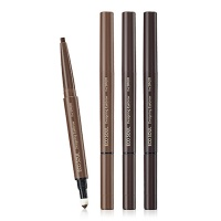 "The Saem ""Eco Soul Designing Eyebrow 03 Grey Brown"""