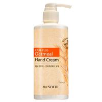 "The Saem ""Care Plus Oatmeal Hand Cream"" 300ml"