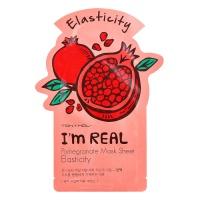 """Tony Moly """"I'm Real POMEGRANATE Mask Sheet Elasticity"""""""