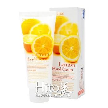 "3W Clinic ""Lemon Hand Cream"""