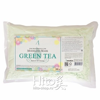 "Anskin ""Grean Tea Modeling Mask"""