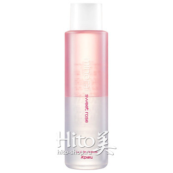 "A'Pieu ""Lip & Eye Wash Remover Sweet Rose"" 250ml"