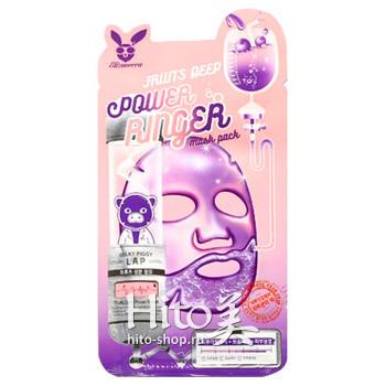 """Elizavecca """"Fruits Deep Power Ringer Mask Pack"""""""