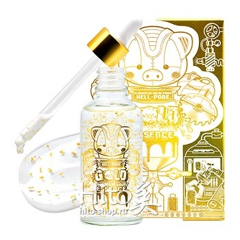 "Elizavecca ""Milky Piggy Hell-Pore Gold Essence"""