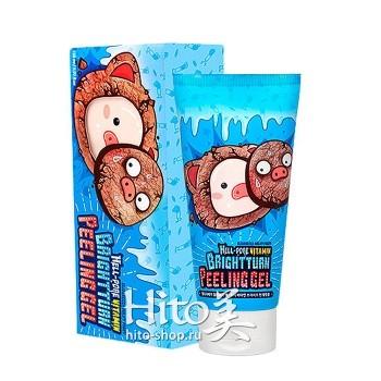 "Elizavecca ""Milky Piggy Hell Pore Vitamin Bright Turn Peeling Gel"""