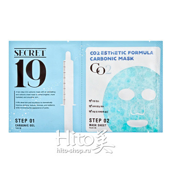 "Esthetic House ""CO2 Esthetic Formula Carbonic Mask"""