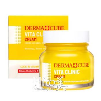 "FarmStay ""Derma Cube Vita Clinic Cream"""