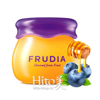 "Frudia ""Blueberry Hydrating Honey Lip Balm"""