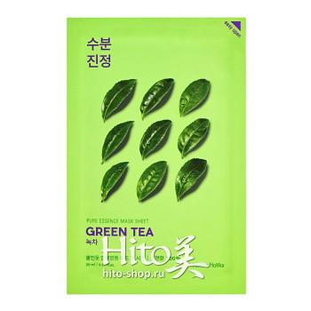 """Holika Holika """"Pure Essence Mask Sheet Green Tea"""""""