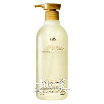 """Lador """"Dermatical Hair Loss Shampoo"""" 530ml"""