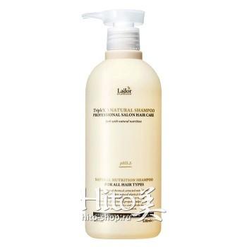 """Lador """"Triplex Natural Shampoo"""" 530ml"""