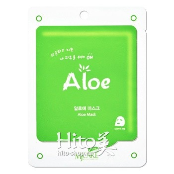 "Mijin Care ""on Aloe mask pack"""