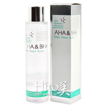 "Mizon ""AHA & BHA Daily Clean Toner"""