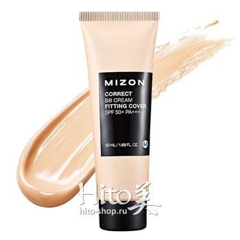 "Mizon ""Correct BB Cream Fitting Cover"""