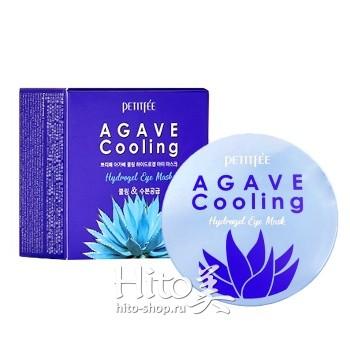 "Petitfee ""Agave Cooling Hydrogel Eye Mask"""