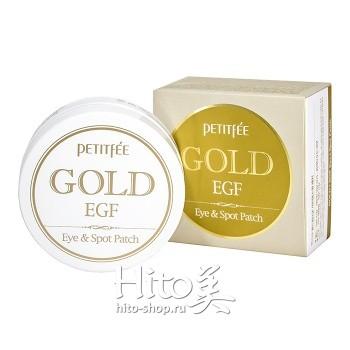 "Petitfee ""Gold & EGF Eye & Spot Patch"""
