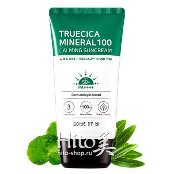 """Some By Mi """"Truecica Mineral 100 Calming Sun Cream"""""""