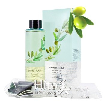 "The Saem ""Marseille Olive Cleansing Oil Fresh Purifying"""