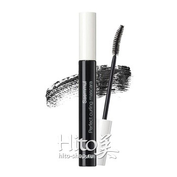 "The Saem ""Saemmul Perfect Curling Mascara"""