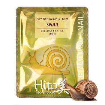 "The Saem ""Snail Pure Natural Mask Sheet"""