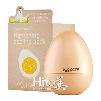"""Tony Moly """"Egg Pore Tightening Cooling Pack"""""""